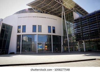 Technical University of Munich Images, Stock Photos