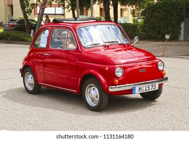Fiat 500 Old Timer Images Stock Photos Vectors Shutterstock