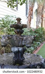 Garden Fountain Charleston