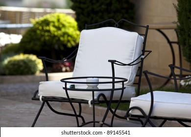 Wrought Iron Furniture Images Stock Photos Vectors Shutterstock