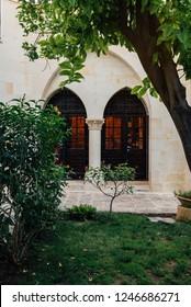 Garden in Jerusalem