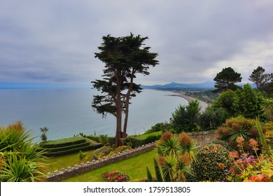 Garden in Killiney - Home to very Affluent People. Killiney is an affluent seaside resort and suburb in Dún Laoghaire–Rathdown, Ireland. It lies south of neighbouring Dalkey, and north of Shankill.