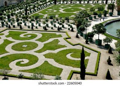 Garden pattern