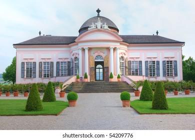 Garden Pavilion At Melk Abbey Lower Austria