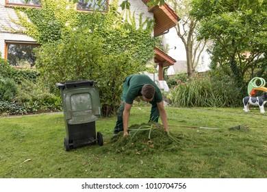 garden service at work