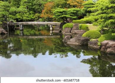 Garden, Temple, Japan