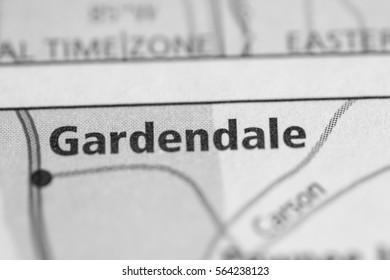 Gardendale. Alabama. USA