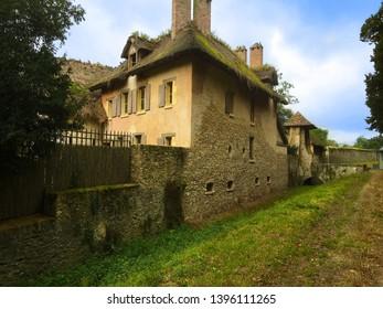 The gardener's house, Versaille, France