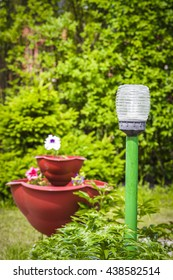 Gardening equipment and utensils of in the backyard