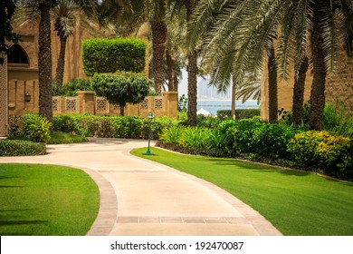 Gardens in Dubai