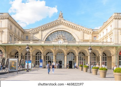 Gare de Paris-Est (Gare de l'Est, Eastern railway station) train station