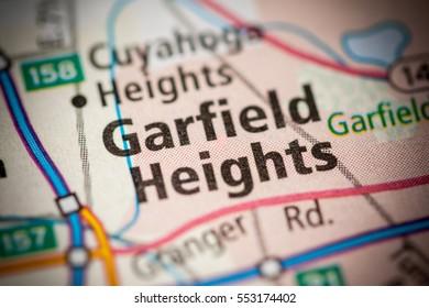 Garfield Heights. Ohio. USA