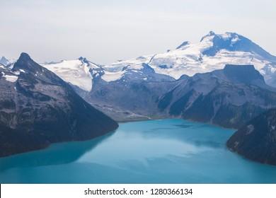 Garibaldi Lake in beautiful British Columbia, Canada.