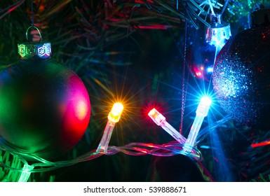 Garland Christmas tree decoration toys