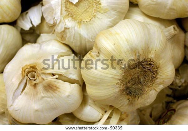 Garlic Bunches