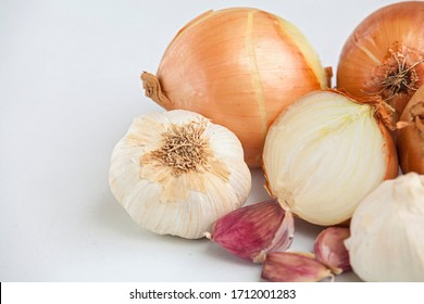 garlic and onion natural medecine