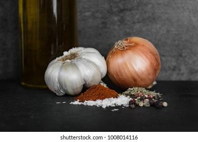 garlic onion spicery