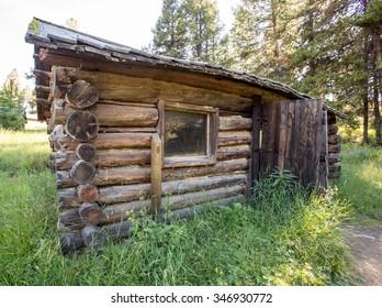 Garnet Ghost Town, Missoula, Montana