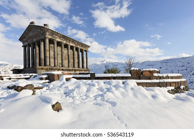 Garni Temple, Armenia.