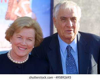 Garry Marshall and Barbara Marshall at the Los Angeles premiere of 'Raising Helen' held at the El Capitan Theatre in Hollywood, USA on May 26, 2004.