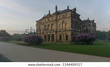 Garten Dresden Stock Photo Edit Now 1146409517 Shutterstock