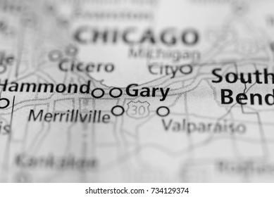 Gary, Indiana.