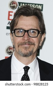Gary Oldman arriving for the Empire Film Awards 2012 at the Grosvenor House Hotel, London. 25/03/2012 Picture by: Steve Vas / Featureflash