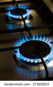 Gas, Appliance, Stove.