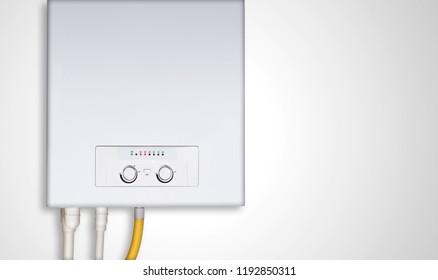 gas heater water