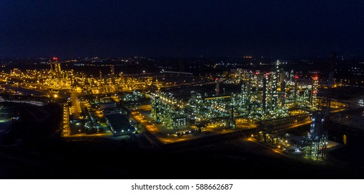 Gas And Polymer Factory
