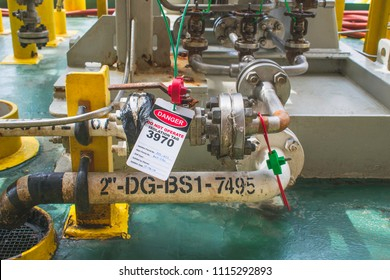 gas process valve isolation lock out tag out,Lock closed,Lock open,Safety.
