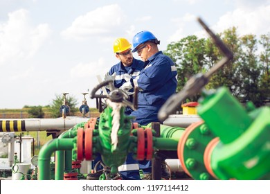 Gas Production Operators