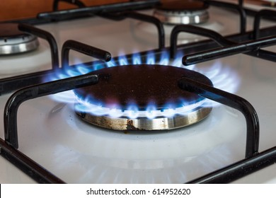Gas stove, modern and fast your kitchen.