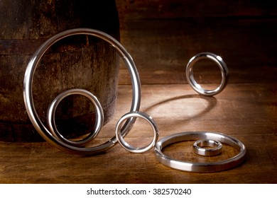Gasket, mechanical seal which fills the space between two or blackberries mating surfaces, to prevent leakage of objects while under compression