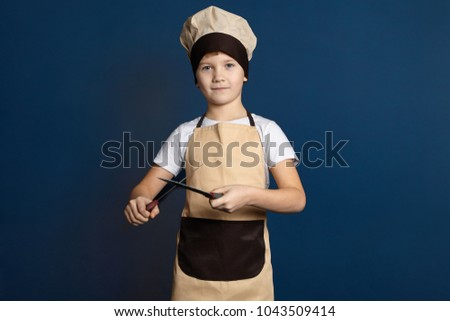 10 years from now i will be a chef
