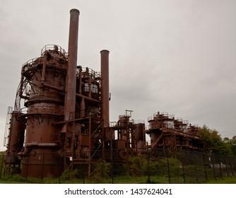 Gasworks Park in Seattle, WA