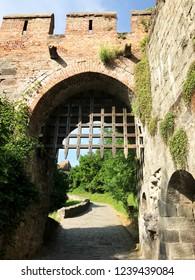 Gate from Visegrád
