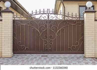 Home Gate Images Stock Photos Vectors Shutterstock