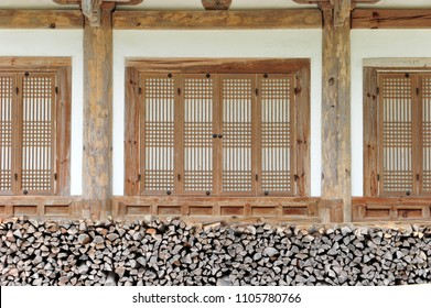 The Gate of Korean Traditional Architecture