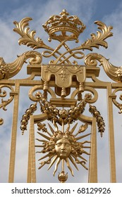 Gate of the Palace of Versailles