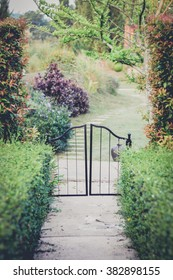 The Gate to Secret Garden