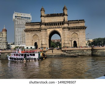 gate way of India in Mumbai