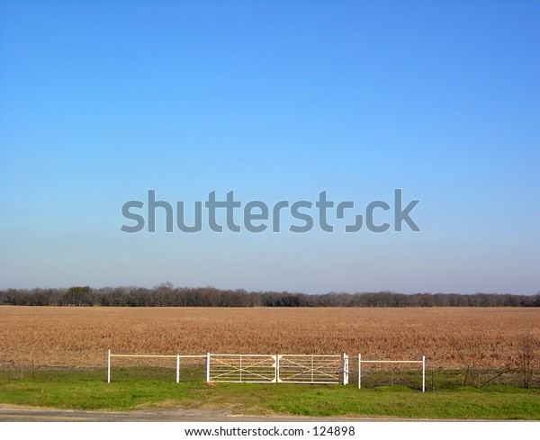 Gates to a Field