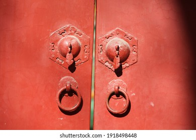 The gates of traditional Chinese forms