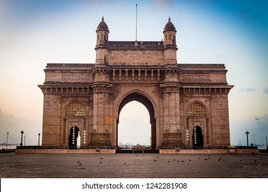 Gateway of India, Mumbai, Maharashtra, India. The most popular tourist attraction, it is the unofficial icon of the city of Mumbai. Tourists around the world come to visit Gateway of India every year.