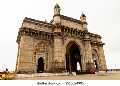 Gateway of India, Mumbai, Maharashtra, India. The most popular tourist attraction. People from around the world come to visit this monument every year.