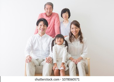 Gatherings to Japanese family