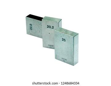 gauge block calibration outside micrometer
