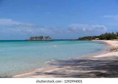 Gauldin Cay Beach, North Eleuthera Island, Bahamas.