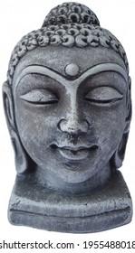 Gautama buddha statue showpiece . Famous religious leader Gautama Buddha sculpture . The pioneer of Buddhism .